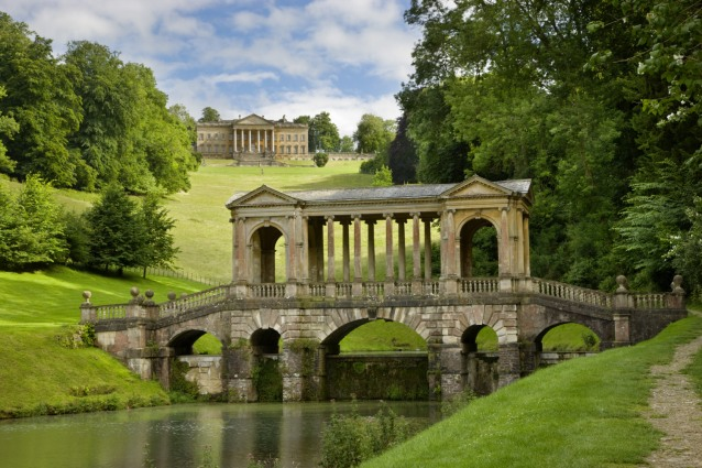 The Palladian Bridge, Bath UK