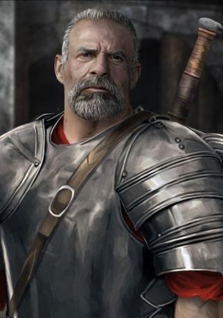 Gollan, il braccio destro in battaglia